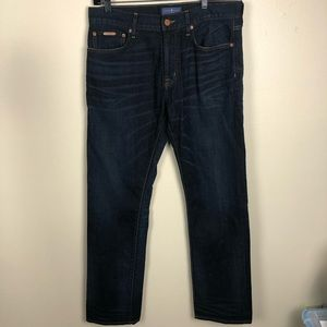 Jacob Davis Jeans - Jacob Davis dark wash 32 waist jeans EUC